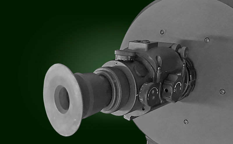 Long distance day and night vision device PDN-412 (22x NIGHT / 22x DAY)