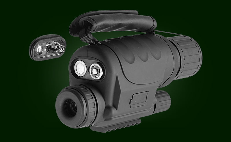 NVD-440 Digital Night Vision Camera (4x)