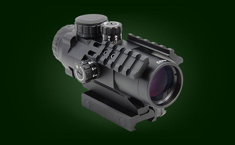 Prismatic riflescope PS 4Х32