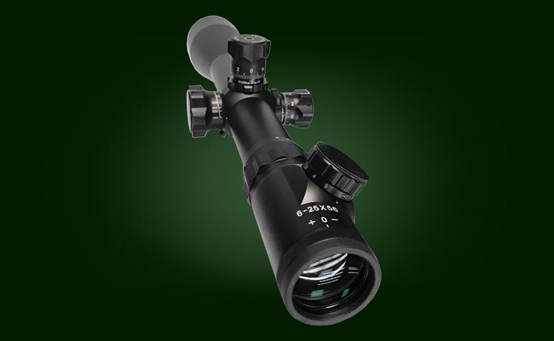 Tactical sight RF 6-25X56