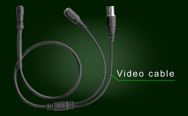 Video cable for Thermal images sight TIW1-100 (9x)