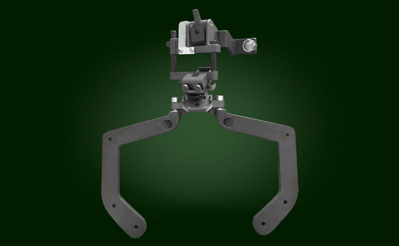 bracket for 2-channel night vision device
