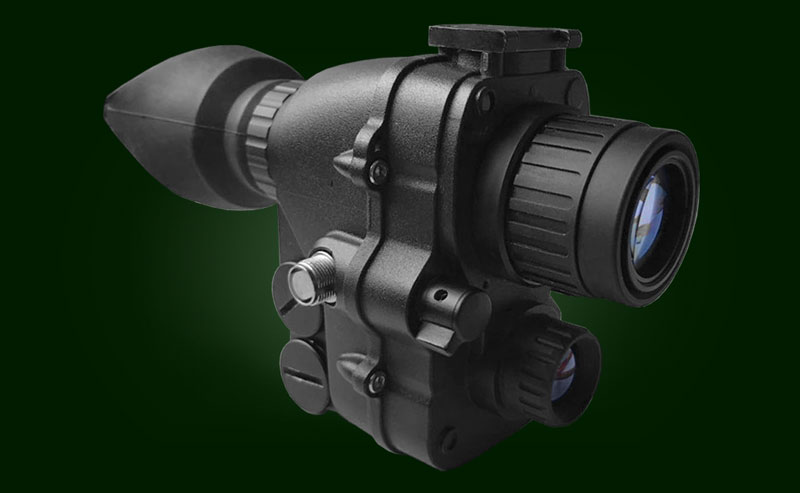 Two channel device PSG 26 night vision and Infrared imager